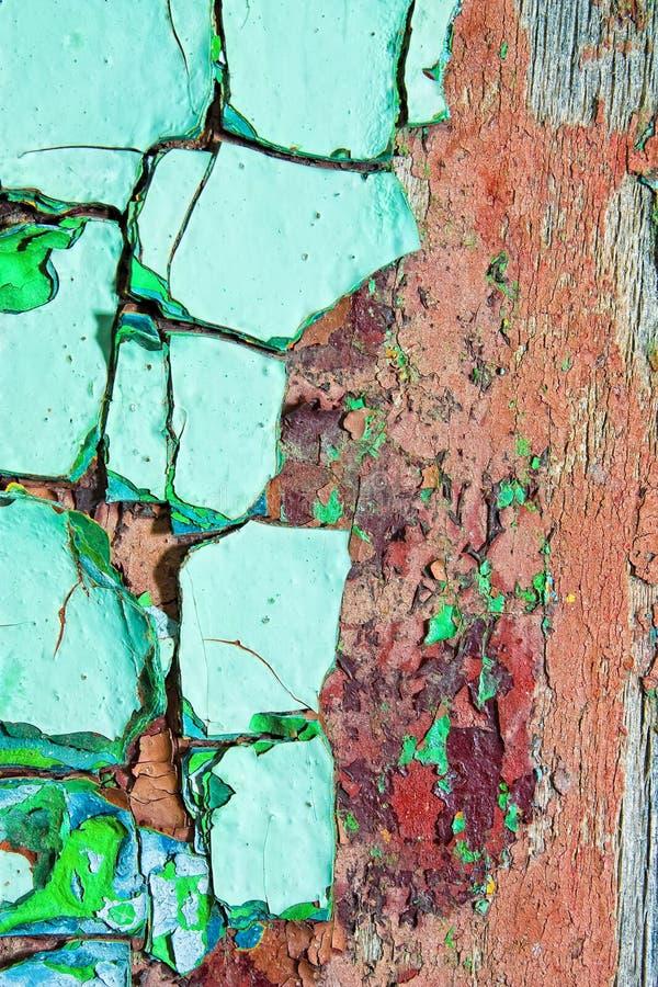παλαιά σύσταση χρωμάτων στοκ εικόνες