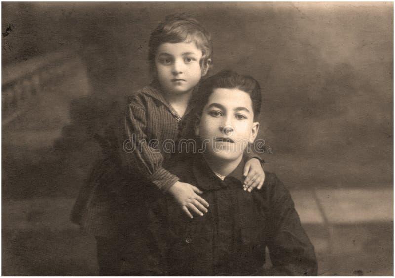 Παλαιά φωτογραφία. στοκ φωτογραφίες