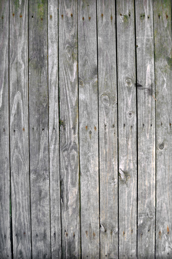 Παλαιές ξύλινες σανίδες στοκ φωτογραφίες