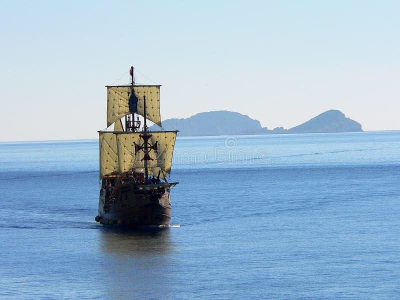 παλαιοί πειρατές στοκ εικόνα με δικαίωμα ελεύθερης χρήσης