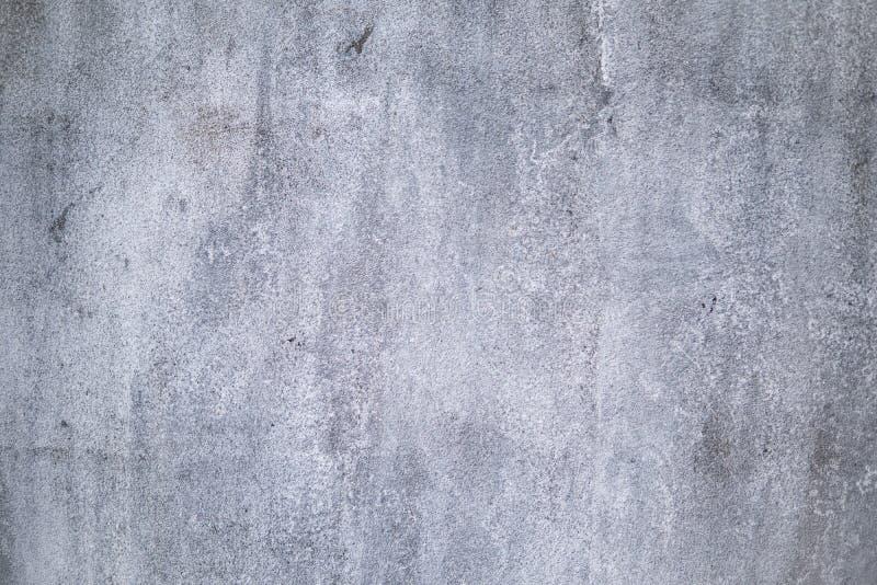 Παλαιός άσπρος γκρίζος τσιμέντο ή συμπαγής τοίχος στοκ φωτογραφίες