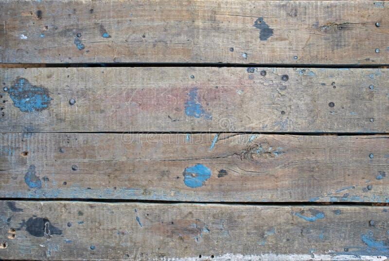 Παλαιός από ξύλινα slats χρόνου, βροχής και χιονιού στοκ φωτογραφία