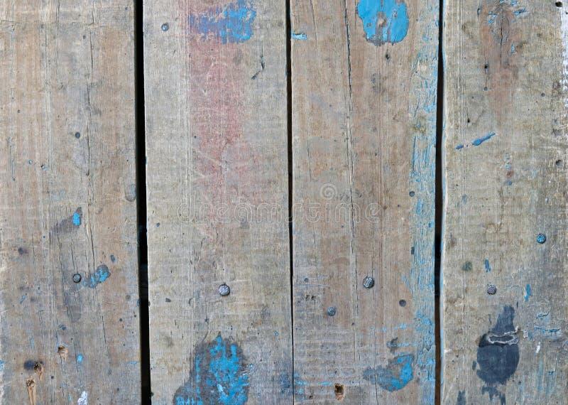 Παλαιός από ξύλινα slats χρόνου, βροχής και χιονιού στοκ εικόνα με δικαίωμα ελεύθερης χρήσης