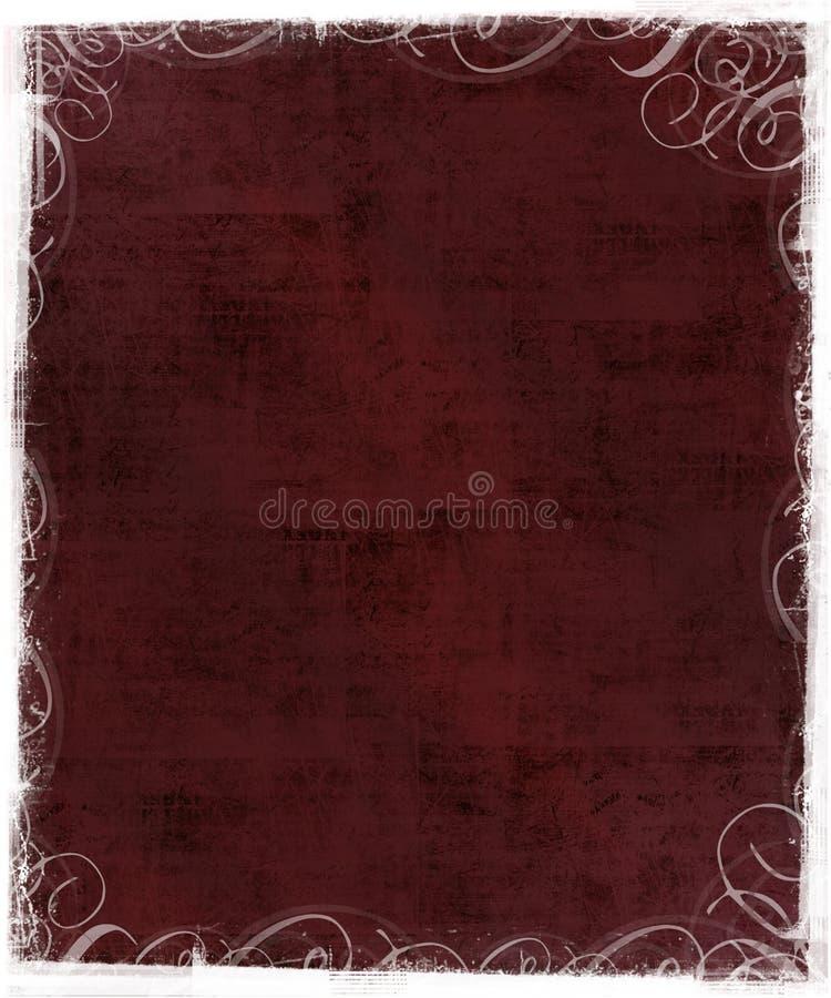 παλαιός βικτοριανός πλα&iot διανυσματική απεικόνιση