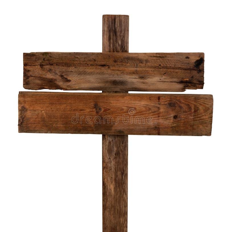 παλαιός καθοδηγήστε ξύλ&io στοκ φωτογραφίες με δικαίωμα ελεύθερης χρήσης