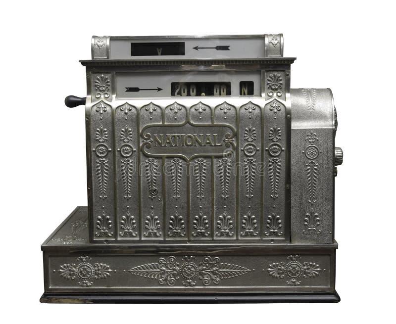 παλαιός κατάλογος μετρητών στοκ φωτογραφία