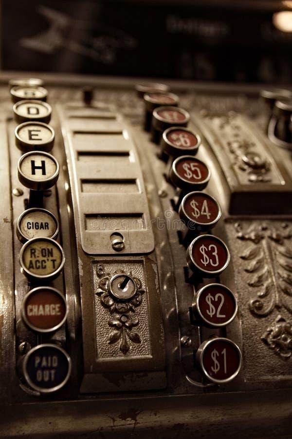 παλαιός κατάλογος μετρ&et στοκ φωτογραφίες