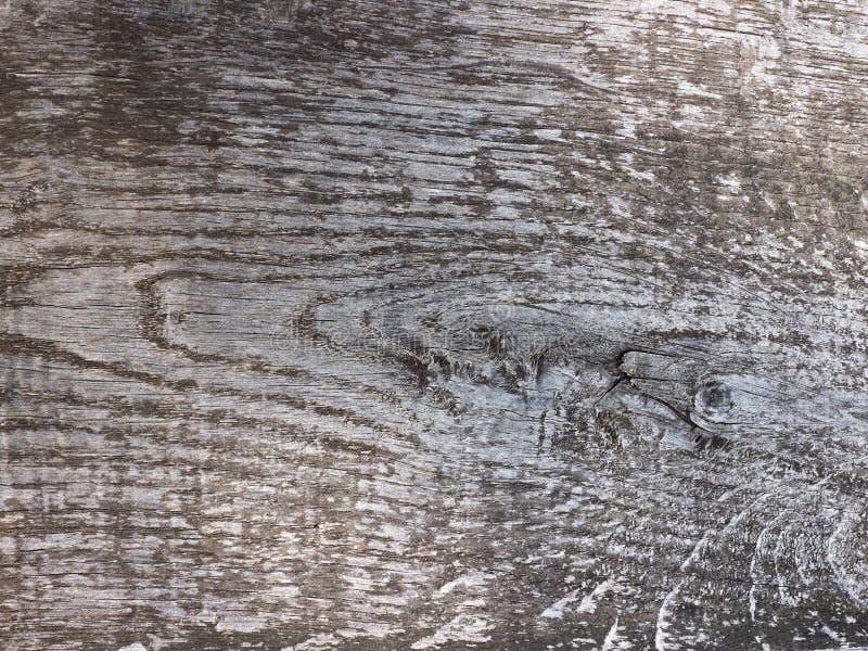 Παλαιός λευκαμένος ήλιος ξύλινος λόφος στοκ φωτογραφίες με δικαίωμα ελεύθερης χρήσης