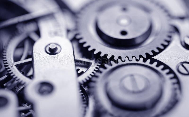 Παλαιός μηχανισμός ρολογιών στοκ φωτογραφίες με δικαίωμα ελεύθερης χρήσης