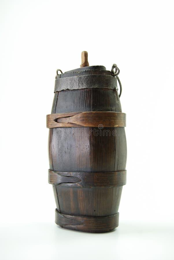 παλαιός ξύλινος βυτίων στοκ φωτογραφίες με δικαίωμα ελεύθερης χρήσης