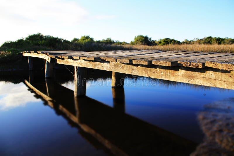 Download παλαιός ξύλινος γεφυρών στοκ εικόνα. εικόνα από δάσος - 22786091