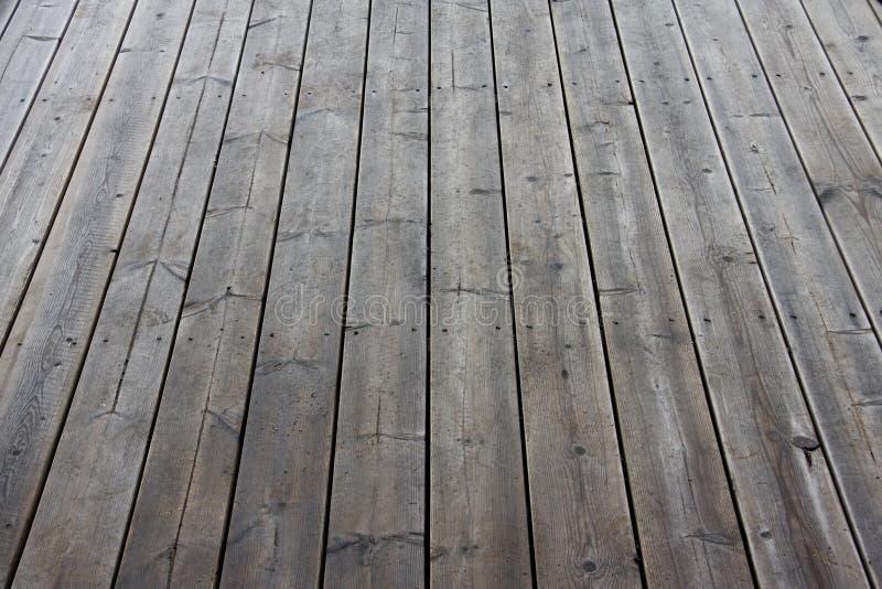 παλαιός ξύλινος πατωμάτων στοκ εικόνες
