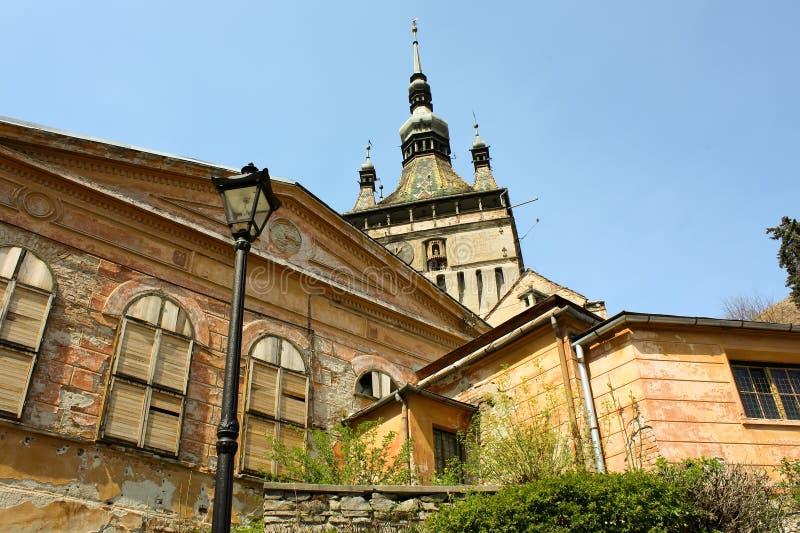 Download παλαιός πύργος στοκ εικόνες. εικόνα από κονσέρβα, γήρανσης - 17055876