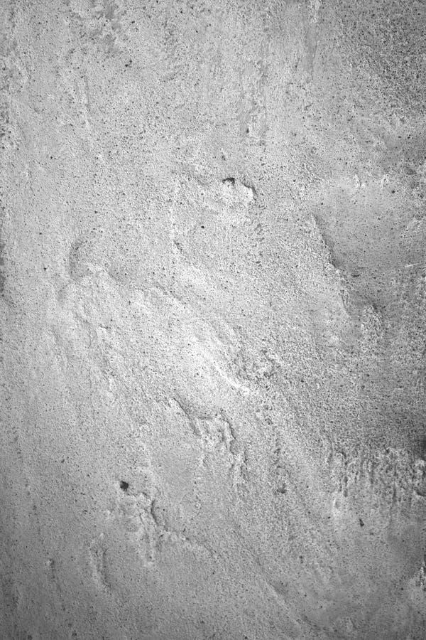 Παλαιός συγκεκριμένος ασπρισμένος τοίχος σύστασης, αρχαία επιφάνεια πετρών, κατασκευασμένος ξεπερασμένος βράχος, αφηρημένο υπόβαθ στοκ εικόνες με δικαίωμα ελεύθερης χρήσης