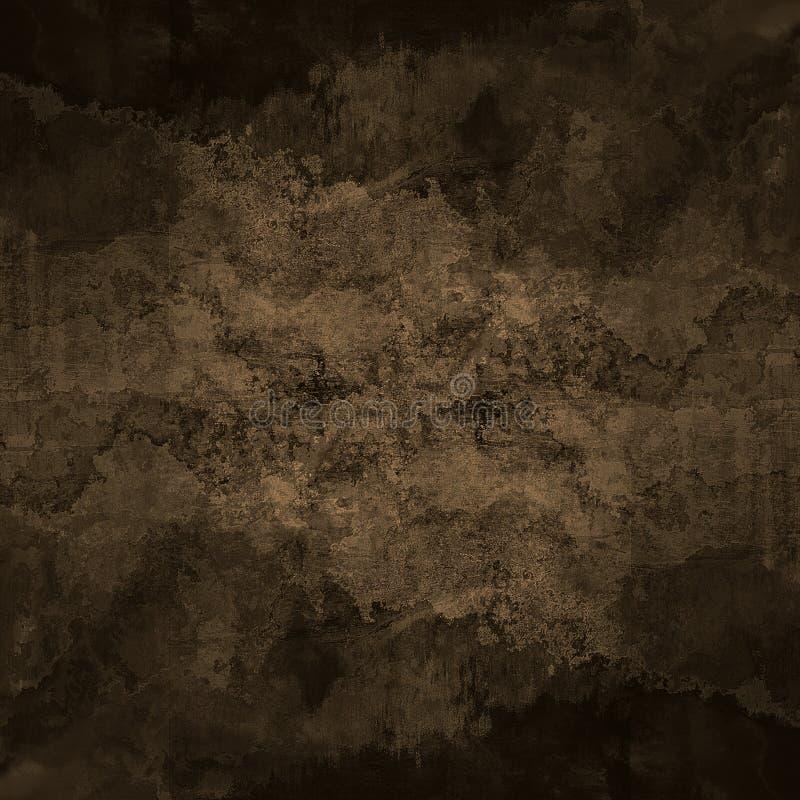 παλαιός τοίχος ανασκόπησης απεικόνιση αποθεμάτων