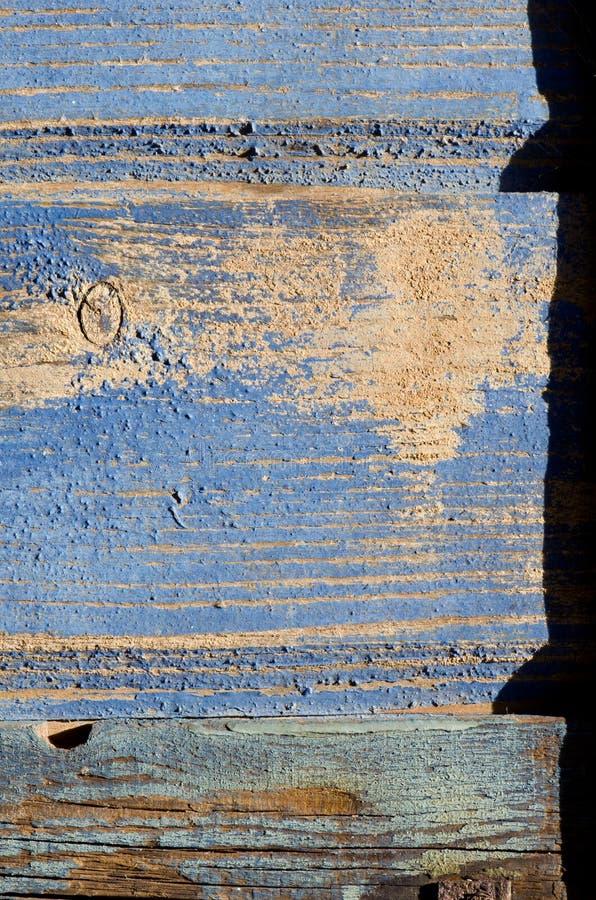 παλαιός τοίχος κυψελών ανασκόπησης ξύλινος στοκ εικόνες
