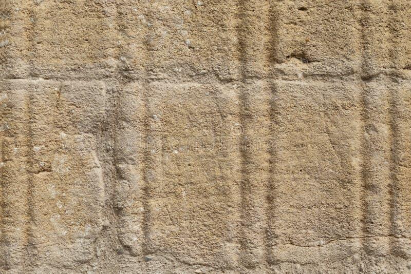 Παλαιός τοίχος μιας αρχαίας εκκλησίας στοκ φωτογραφίες