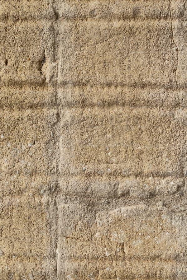 Παλαιός τοίχος μιας αρχαίας εκκλησίας στοκ εικόνα με δικαίωμα ελεύθερης χρήσης