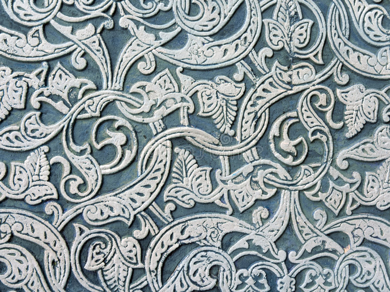 παλαιός τοίχος προτύπων στοκ φωτογραφία με δικαίωμα ελεύθερης χρήσης