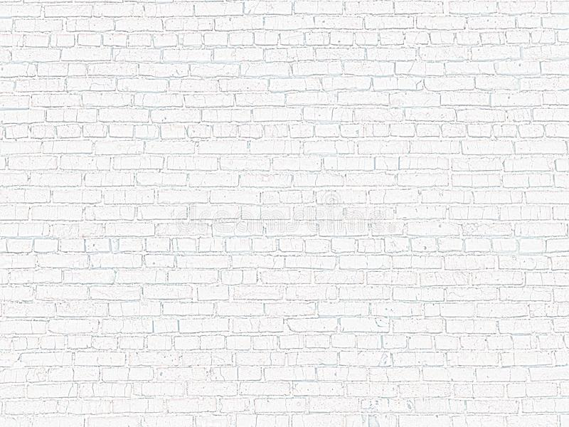 Παλαιός τουβλότοιχος του άσπρου τούβλου στοκ εικόνες
