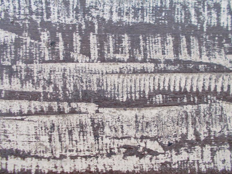 Παλαιός χρωματισμένος ξύλινος πίνακας, clolse επάνω της ξύλινης επιφάνειας στοκ φωτογραφία με δικαίωμα ελεύθερης χρήσης