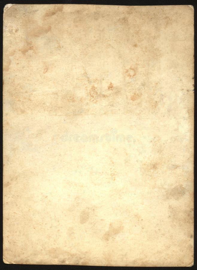 παλαιό έγγραφο 3 στοκ εικόνες