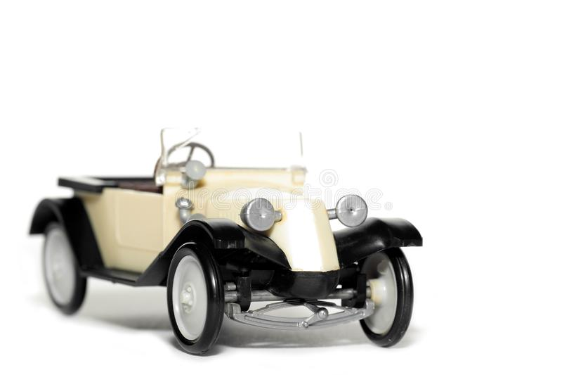Παλαιό αυτοκίνητο Tatra 11 παιχνιδιών Faeton Στοκ Φωτογραφία