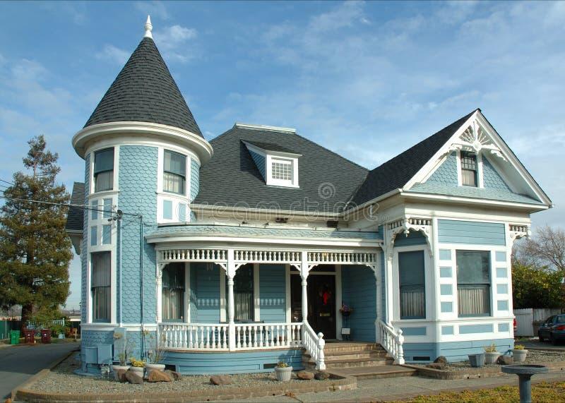 Παλαιό βικτοριανό σπίτι στοκ φωτογραφία με δικαίωμα ελεύθερης χρήσης