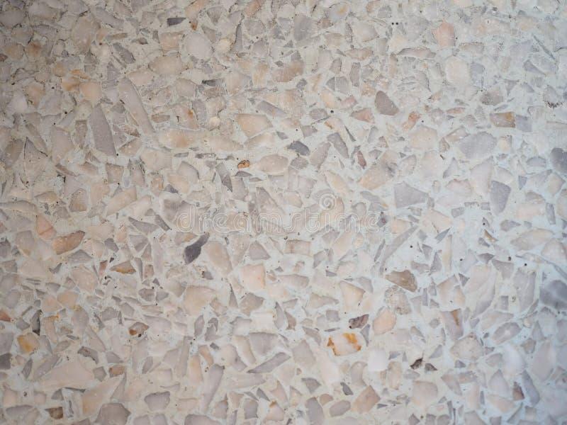 Παλαιό βρώμικο ζωηρόχρωμο γυαλισμένο σύσταση πάτωμα πετρών γρανίτη στοκ φωτογραφίες