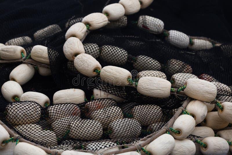 Παλαιό δίχτυ του ψαρέματος στοκ φωτογραφίες