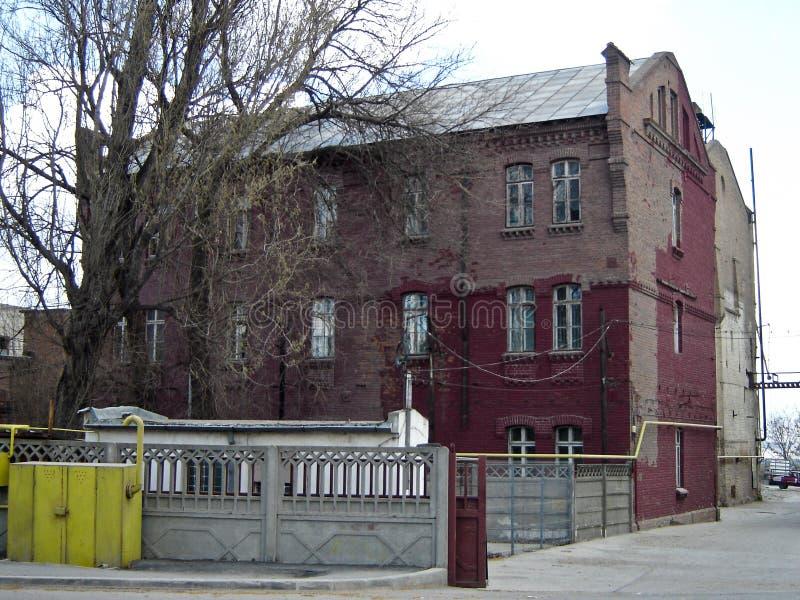 Παλαιό εργοστάσιο στοκ φωτογραφίες με δικαίωμα ελεύθερης χρήσης