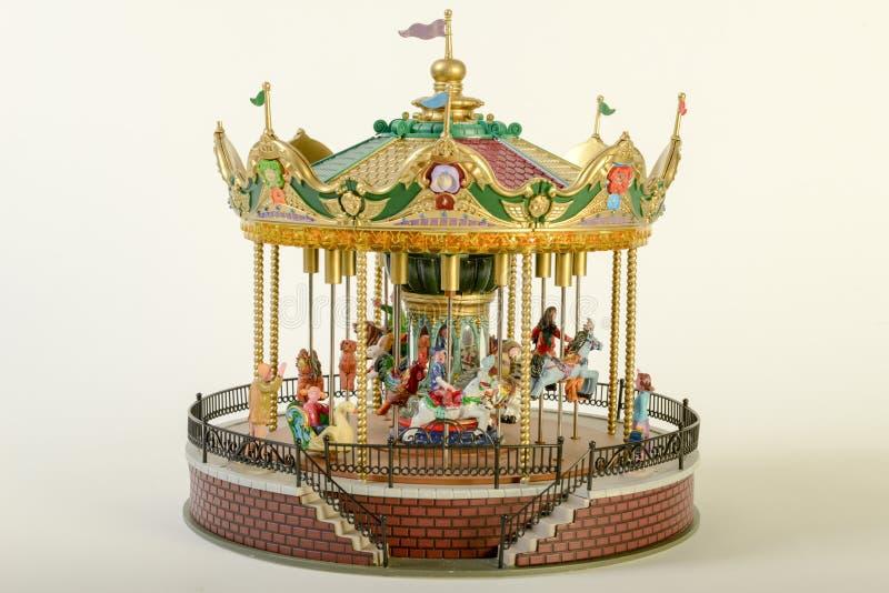 Παλαιό ιπποδρόμιο παιχνιδιών στοκ εικόνες