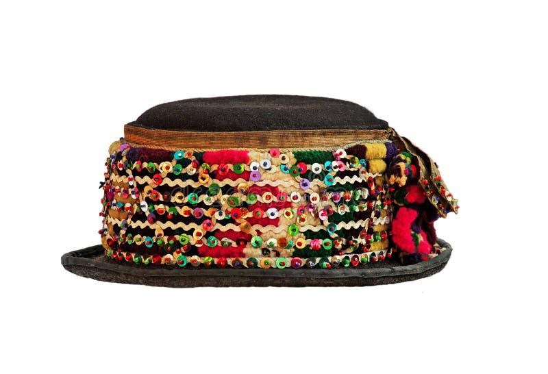 παλαιό καπέλο στοκ φωτογραφίες