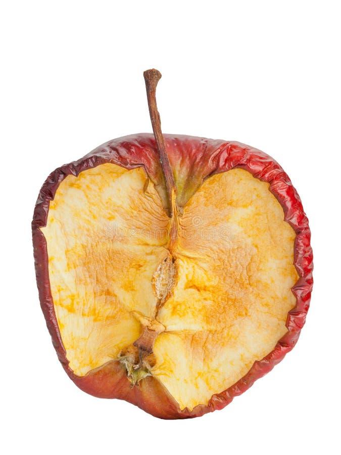 Παλαιό μήλο στοκ εικόνα με δικαίωμα ελεύθερης χρήσης
