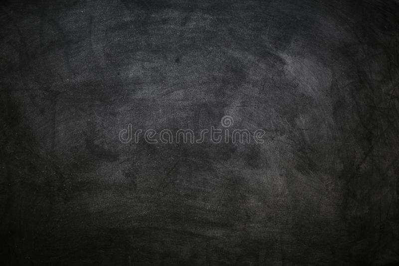 Παλαιό μαύρο υπόβαθρο Σύσταση Grunge σκοτεινή ταπετσαρία πίνακας chalkboard στοκ εικόνες