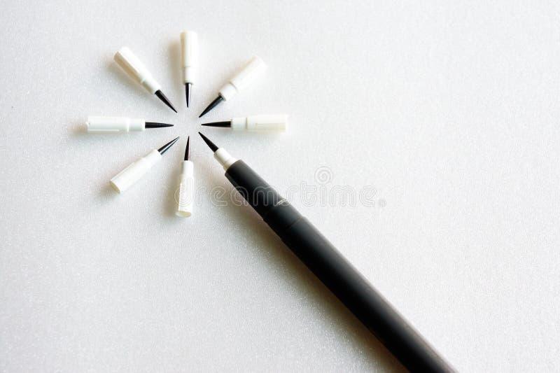 παλαιό μολύβι στοκ φωτογραφία με δικαίωμα ελεύθερης χρήσης