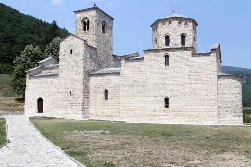 Παλαιό μοναστήρι στοκ φωτογραφίες