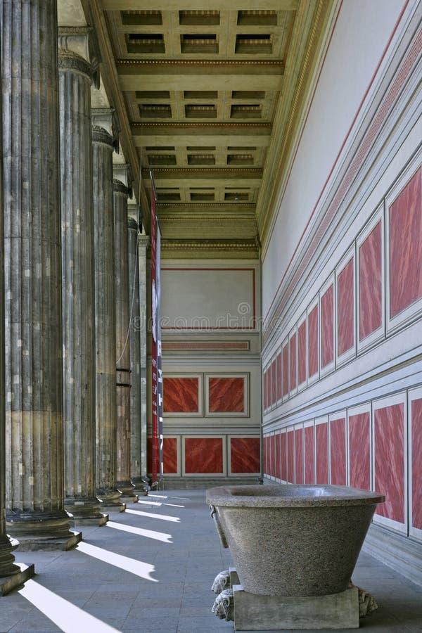 Παλαιό μουσείο, Βερολίνο, Γερμανία στοκ εικόνες