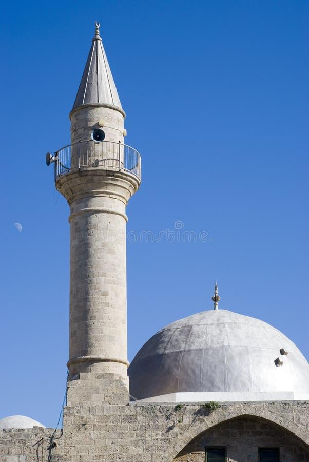 παλαιό μουσουλμανικό τέμ& στοκ φωτογραφίες