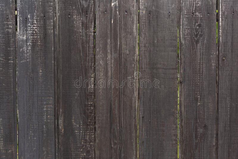 Παλαιό ξύλινο υπόβαθρο σύστασης Ξύλινος πίνακας τοπ άποψης στοκ φωτογραφία με δικαίωμα ελεύθερης χρήσης