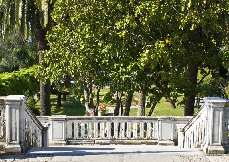 παλαιό παλάτι της Ελλάδα&sigm στοκ εικόνες με δικαίωμα ελεύθερης χρήσης