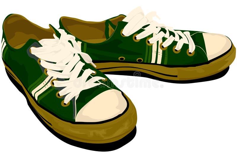 παλαιό παπούτσι ελεύθερη απεικόνιση δικαιώματος