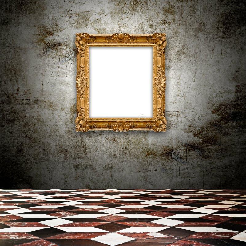 παλαιό πλαίσιο στοκ εικόνα με δικαίωμα ελεύθερης χρήσης