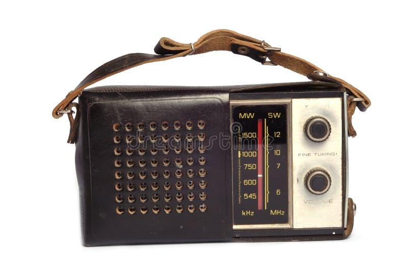παλαιό ραδιόφωνο στοκ φωτογραφίες
