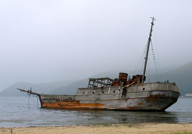 παλαιό σκάφος στοκ εικόνες με δικαίωμα ελεύθερης χρήσης