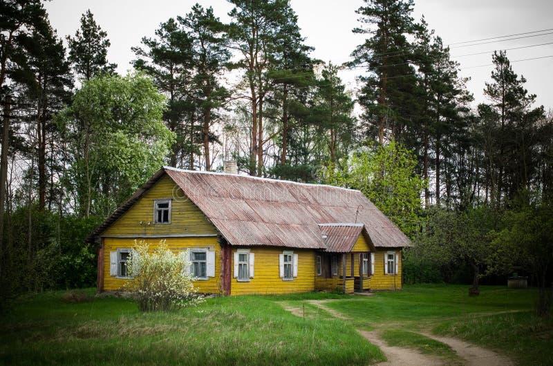 Παλαιό σπίτι Wodden στοκ φωτογραφία με δικαίωμα ελεύθερης χρήσης