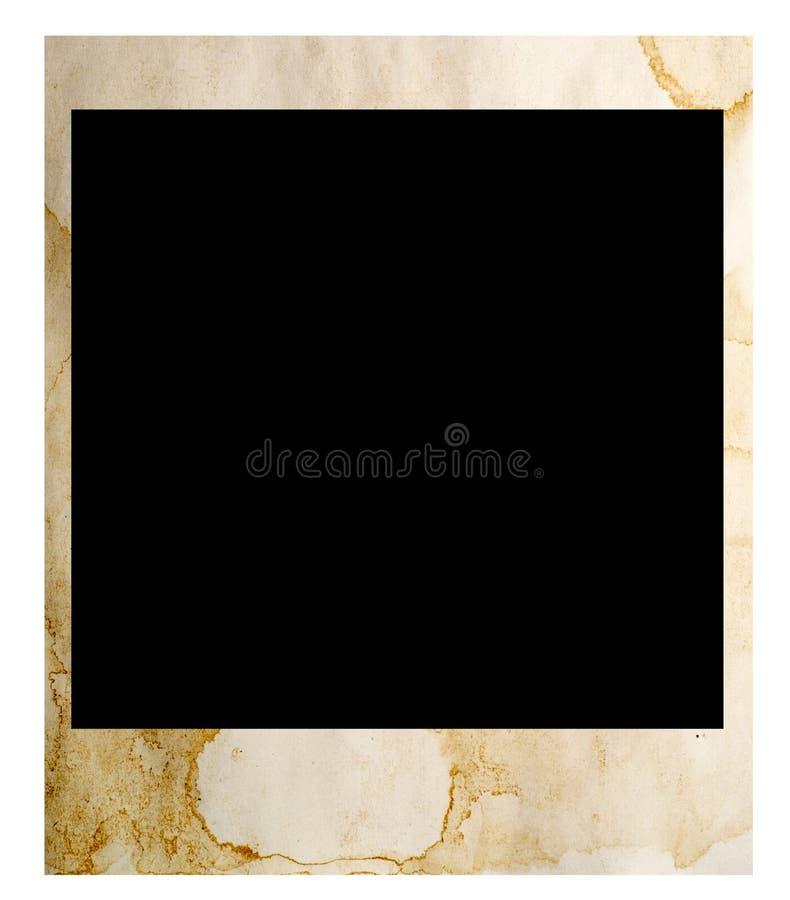 παλαιό polaroid ελεύθερη απεικόνιση δικαιώματος