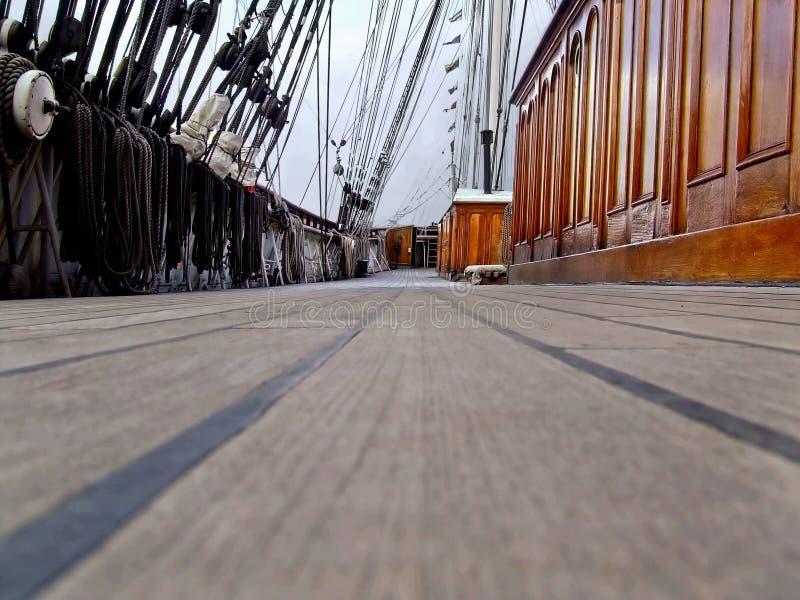 παλαιό sailship στοκ εικόνα