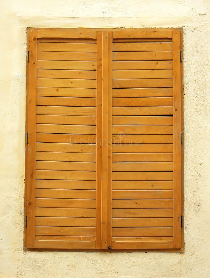 παλαιό Stutter παράθυρο Στοκ Εικόνες