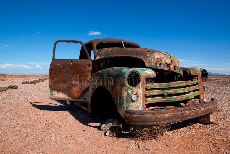 παλαιό truck στοκ εικόνα με δικαίωμα ελεύθερης χρήσης
